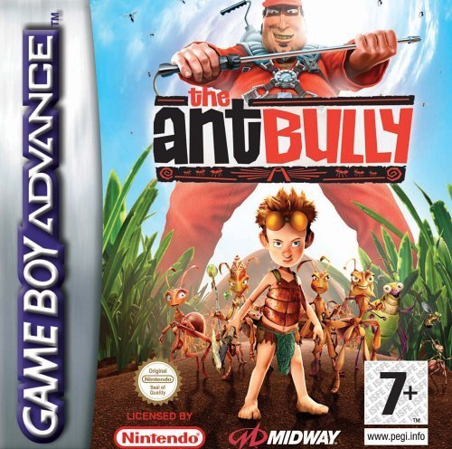 Ant Bully (GBA) by Midway Games