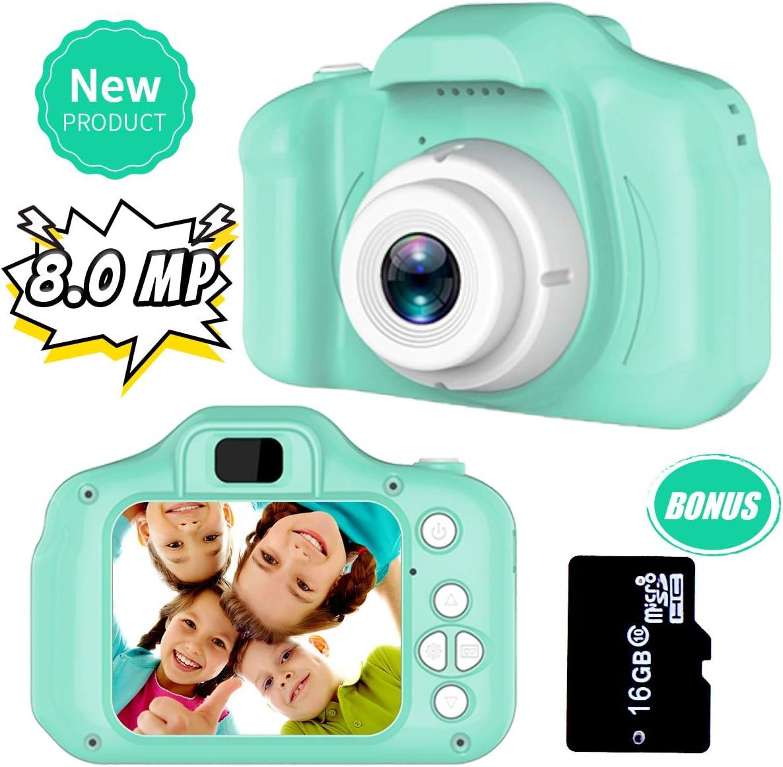 Kids Camera Toddler Camera is Best Gift Idea for Girls & Boys Kids ...