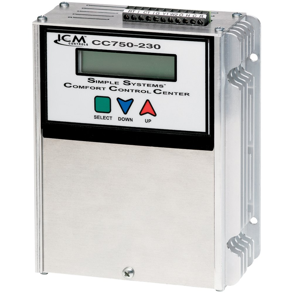 ICM Controls CC750-230 Variable Frequency/Variable Voltage Drive, Blower Speed Control, 208/230 VAC