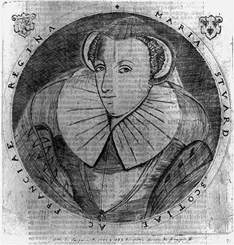 Photo: Maria Stuard Scotiae ac Franciae Regina,Mary Stuart,Queen of Scots,1542-1587