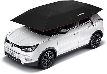 Lanmodo - Tienda de campaña para coche, también se puede utilizar como tienda de campaña para la