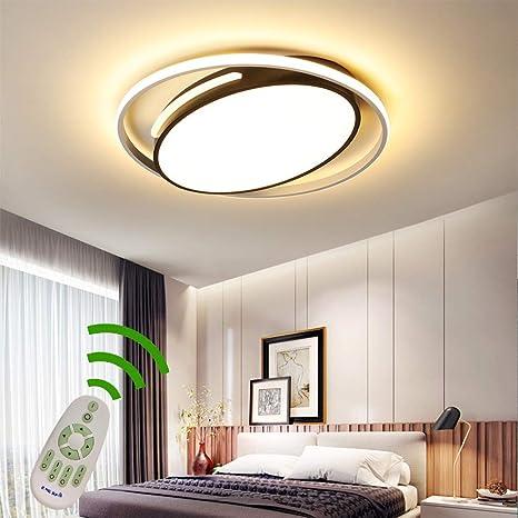 LED 50w Modern Deckenleuchte Dimmbar Wohnzimmer Schlafzimmer ...
