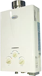 refurbished marey gas tankless water heater ga10lp propane gas
