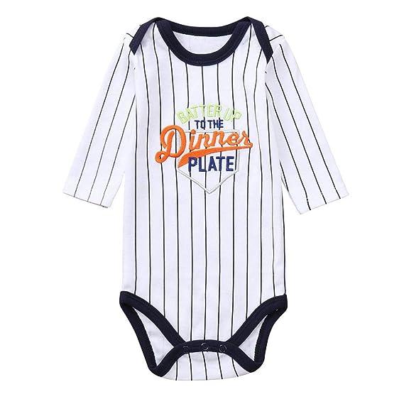 K-youth Ropa Bebé Body Bebe Niño Bodies Recien Nacido Letras Impresión Pijama Bebé Niño