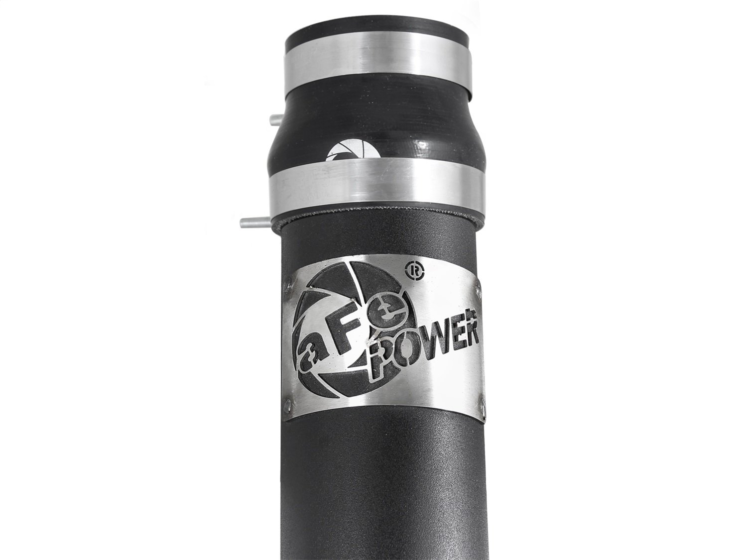 Non-CARB Compliant aFe Power 46-20067-B BladeRunner Black 3-1//2 Intercooler Cold Side Tube with Couplings and Clamps for Dodge Diesel Trucks L6-5.9L
