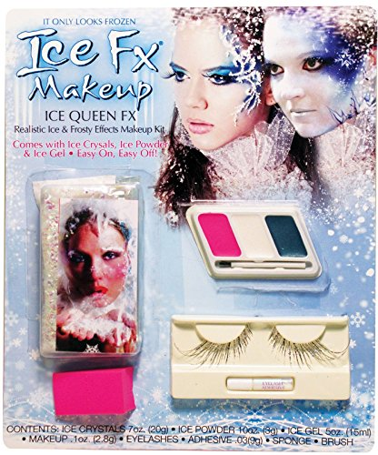 Fun World Direct Imports Ice Queen Makeup Kit