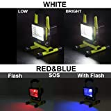 LED Work Light with Magnetic Stand 15W 24 LED