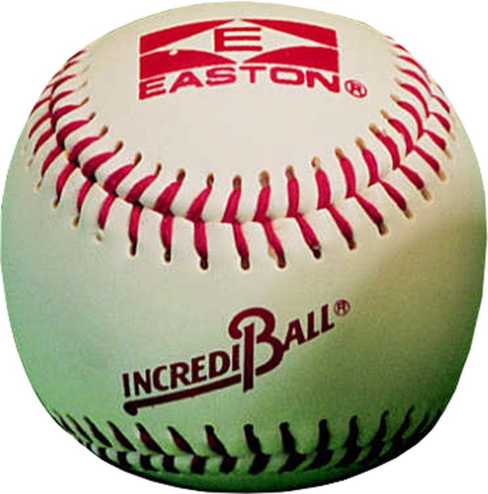 Easton Baseball Sports Incrediball Soft Touch Training /& Practice Rounder Balls