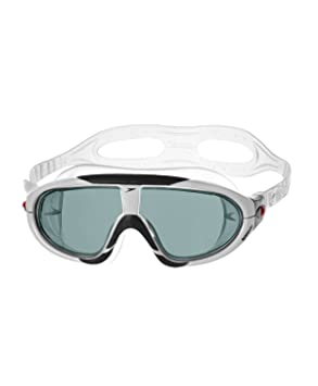 3ce99ee3b5b Speedo Unisex Adult Rift Goggles - Grey Smoke