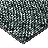 Notrax Polynib Carpet Mat - 4X8' - Charcoal - Charcoal - 4x8'