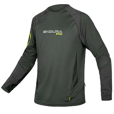 Amazon.com  Endura MT500 Burner Long Sleeve Mountain Bike Cycling ... a6a6f1c3d