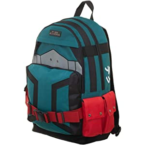 Amazon com | My Hero Academia Backpack Inspired By Toshinori