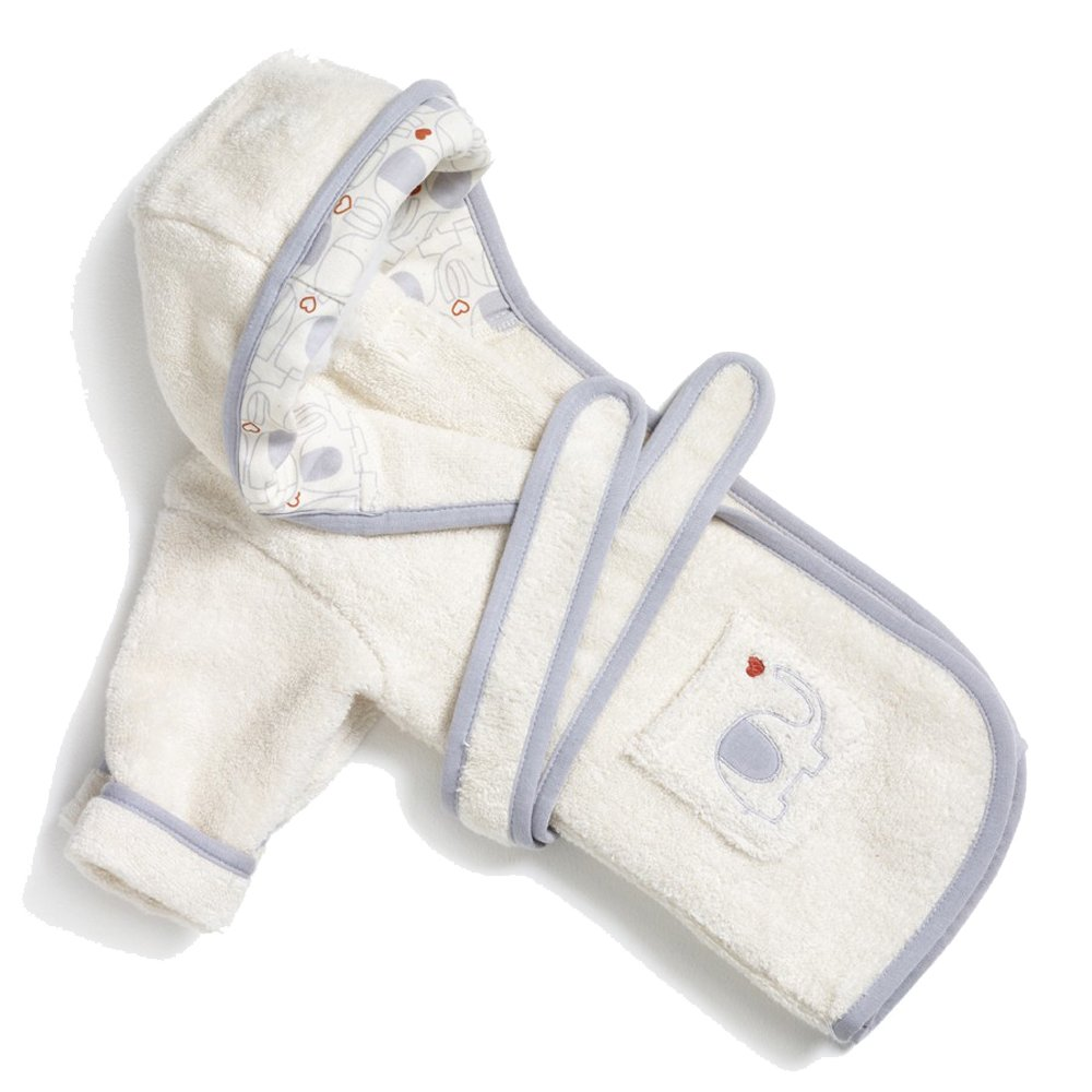 Natures Purest My 1st Friend Bath Robe - 6-12 Months