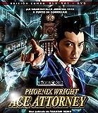 Ace Attorney (Blu-Ray) (Import Movie) (European Format - Zone B2) (2012) Hiroki Narimiya; Takumi Saito; Mirei