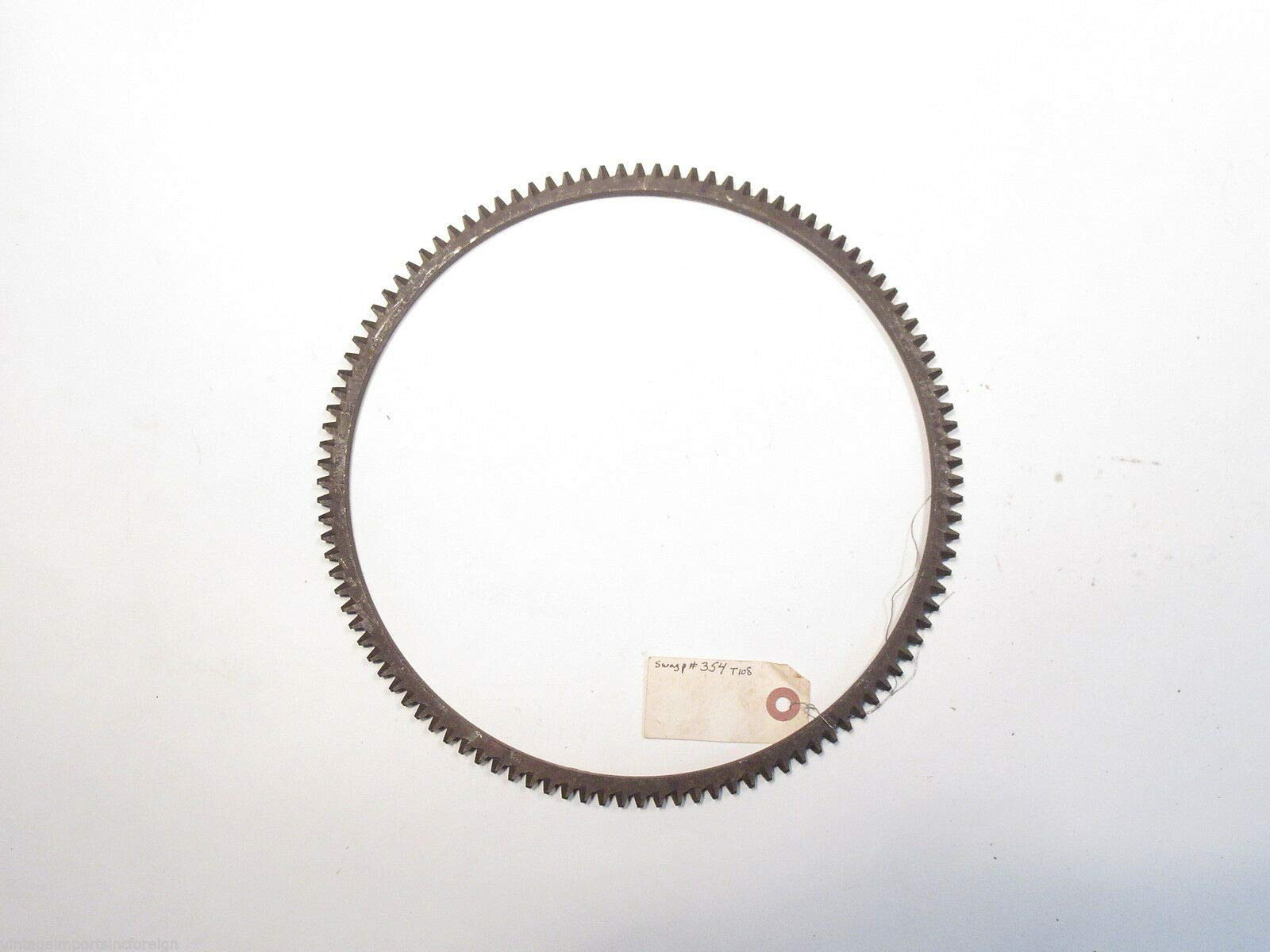 EPC Fiat 1500 Cabriolet & 1300 New 108 Tooth Ring Gear RG-S354