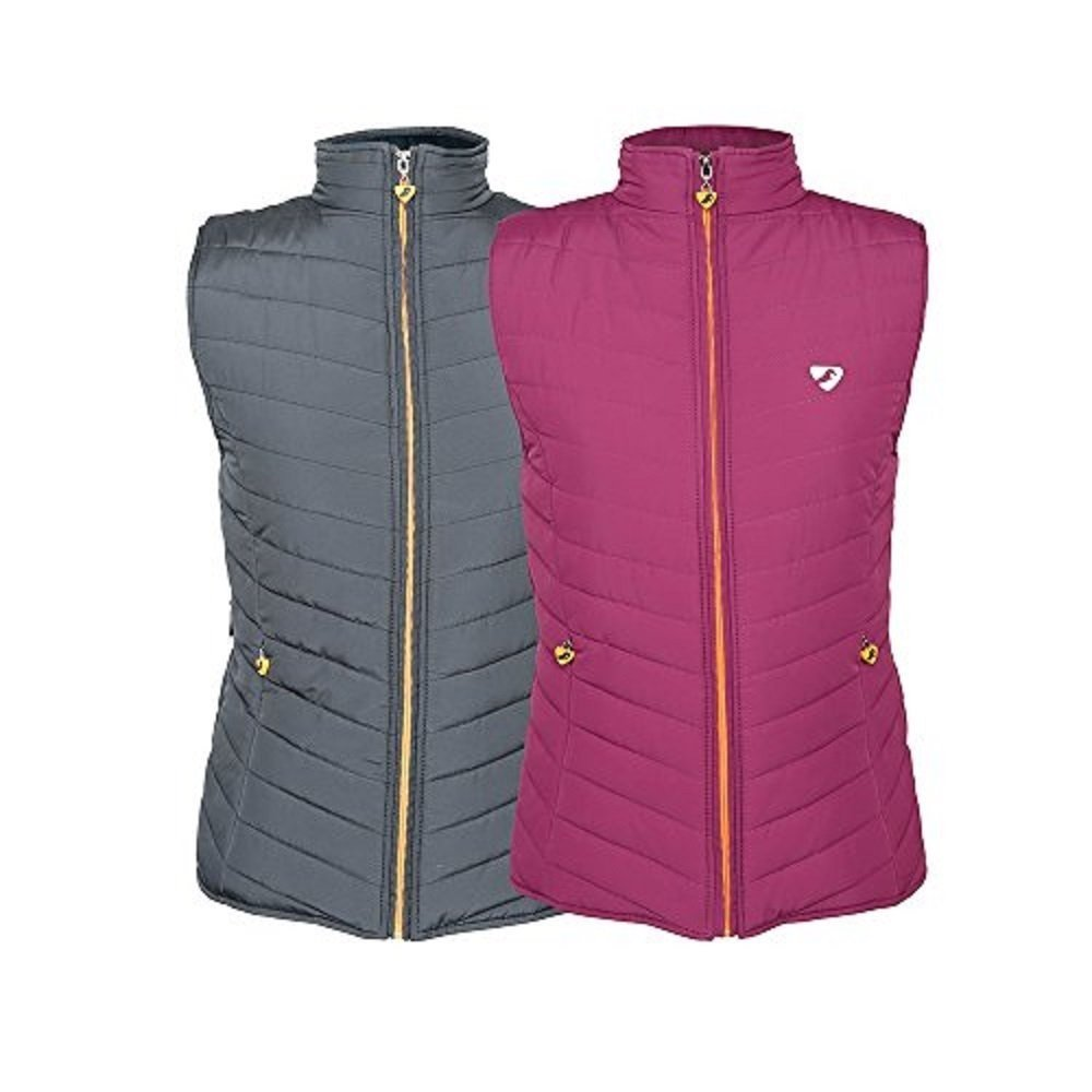 Charcoal Shires Aubrion pinkcroft Lightweight Gilet