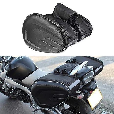 dianhai306 Caja de Motocicleta Bolsa alforjas Moto Mochila Moto Impermeable Bolsa de Motocicleta de Gran Capacidad Bolsas de Asiento Bolsa Tanque ...