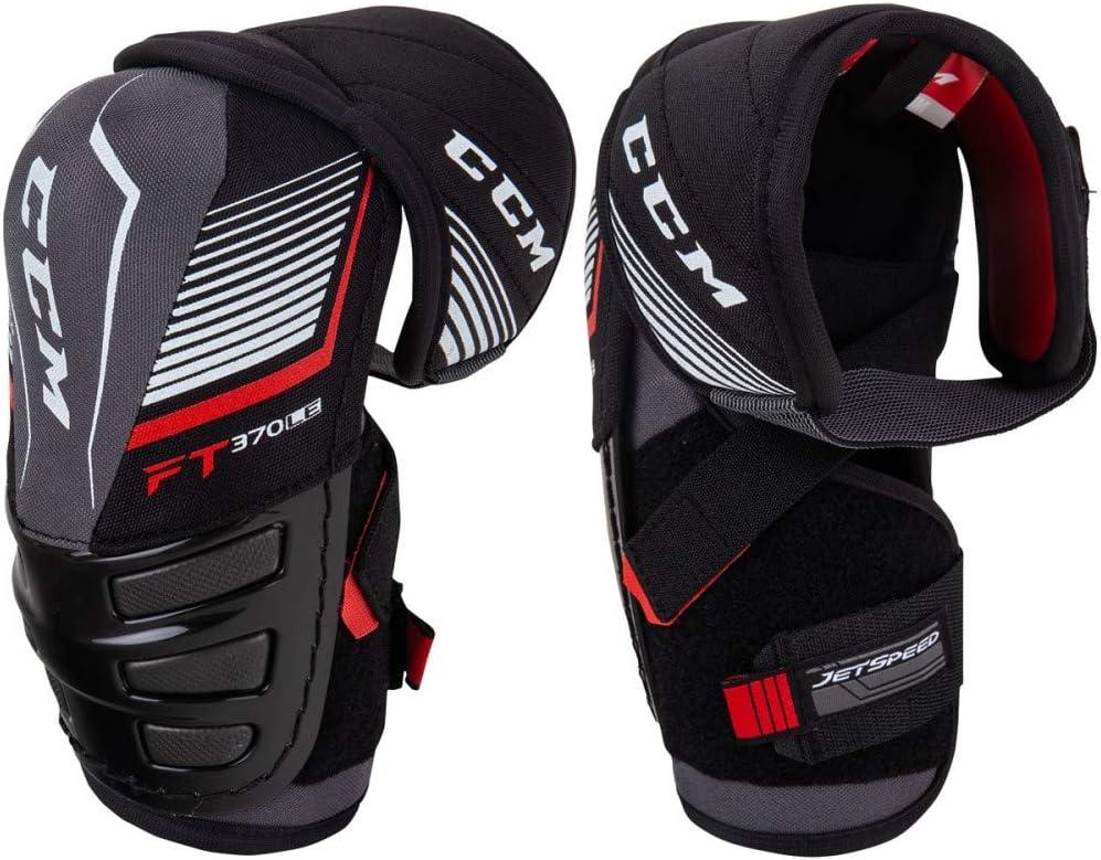 CCM JetSpeed FT370 Hockey Elbow Pads SR XL
