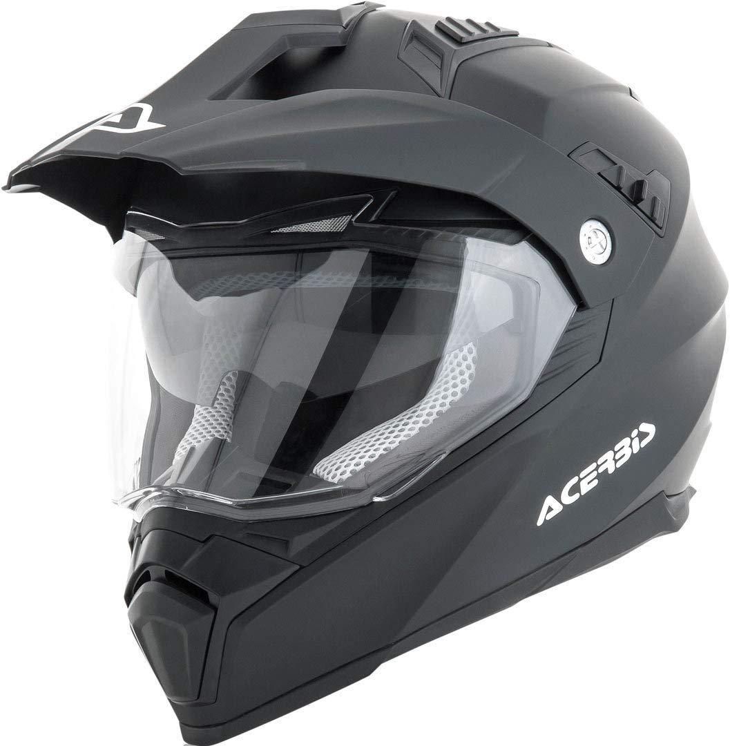 Acerbis casco flip fs-606 nero 2 s 0022310.091.062