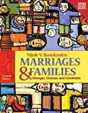 Marriages and Families Census Update Plus MySocLab with EText -- Access Card Package, Nijole V. Benokraitis, 0205968104