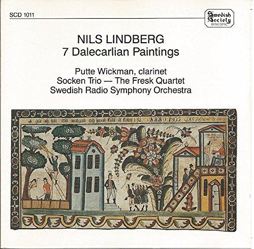 Lindberg: Max low-pricing 81% OFF 7 Paintings Dalecarlian
