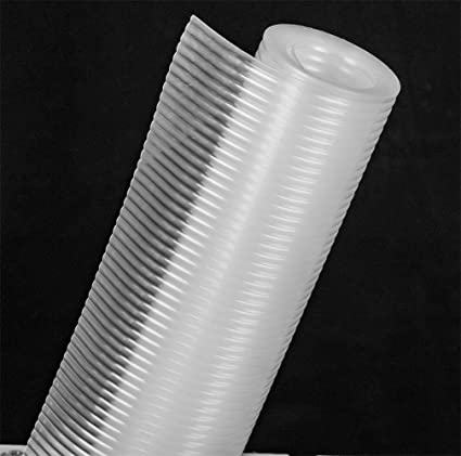 Bloss Plast-O-Mat Ribbed Shelf Liner, EVA Shelf Liners for Kitchen Cabinet  Drawer Non-Adhesive Waterproof Non-Slip Refrigerator Liners for Wire ...