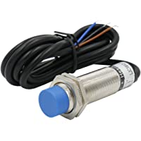Heschen Interruptor de sensor de proximidad capacitivo LJC18A3-B-Z/BX, detector 1 -