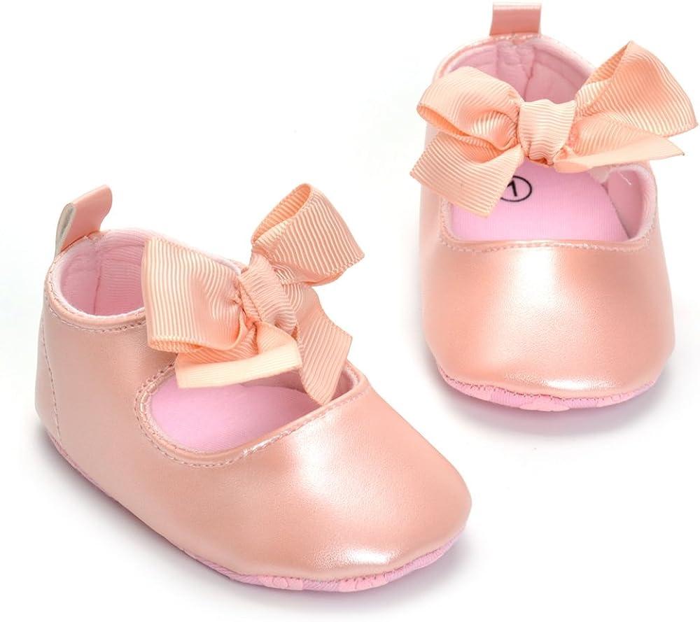 Estamico Zapatos Primeros Pasos beb/é Ballet ni/ñas