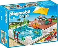 PLAYMOBIL 5575 - City Life: Einbau-Swimmingpool