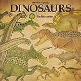 Smithsonian Dinosaurs 2018 Wall Calendar