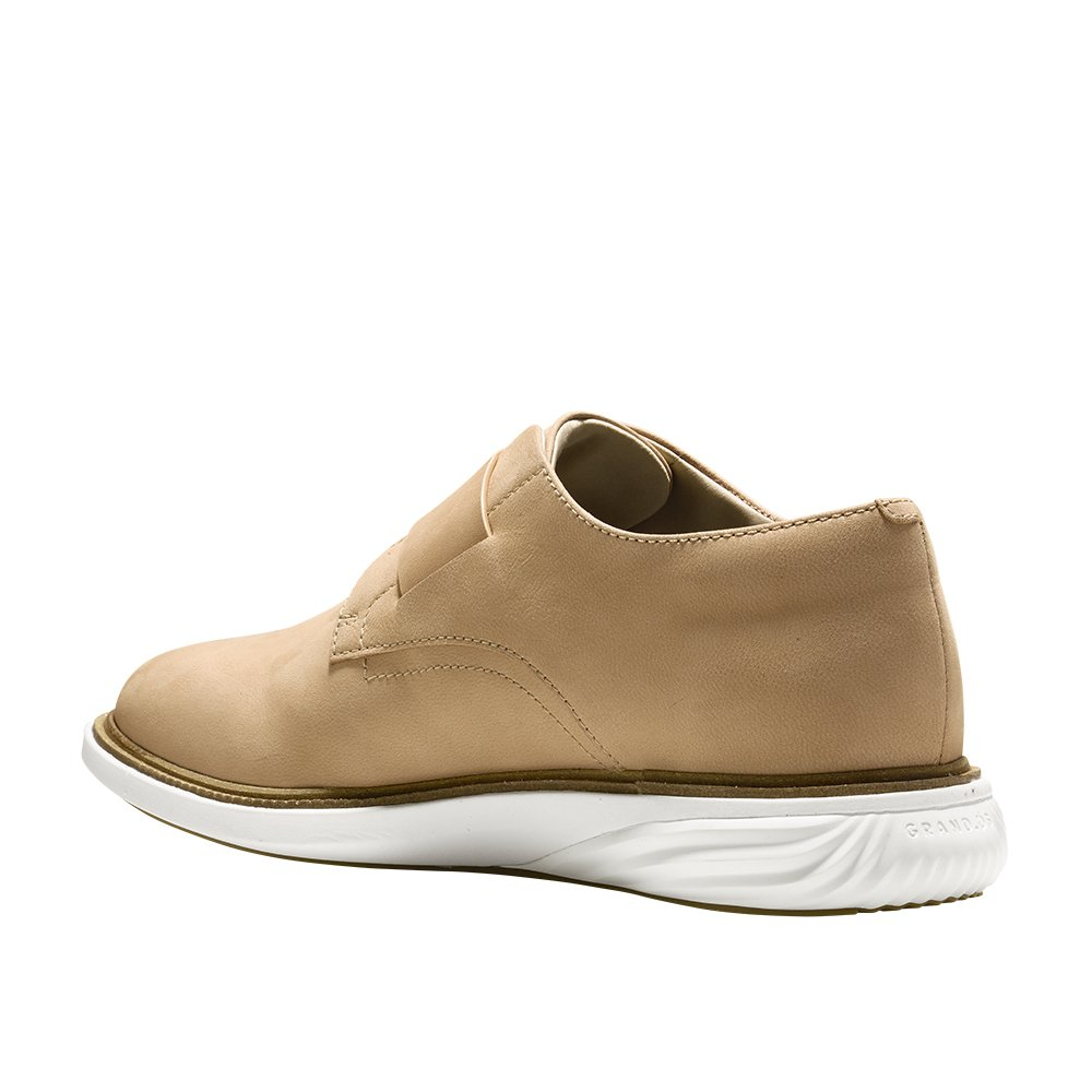 Cole Haan Women's GrandEvOlution Modern Monk 9.5 Iced Coffee-Ivory by Cole Haan (Image #5)