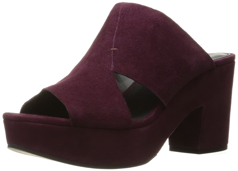 Rebecca Minkoff Women's Jordan Platform Sandal B01EYQZ7PS 7.5 B(M) US|Dark Maroon