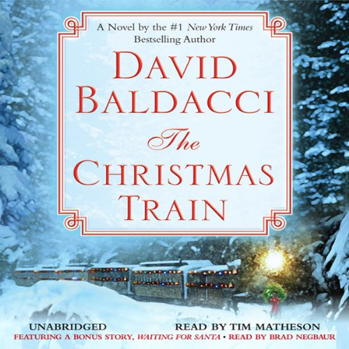 The Christmas Train Ad Train