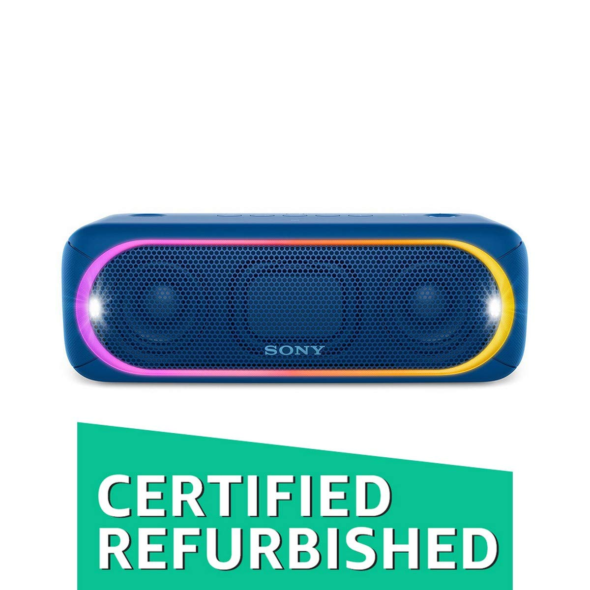 (Certified REFURBISHED) Sony SRS-XB30/LC-IN5 Portable