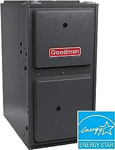 Goodman Multi-Speed 2-Stage Upflow / Horizontal Gas Furnace, 24-1/2 In., 96% Afue, 120,000 Btu, 2,000 Cfm