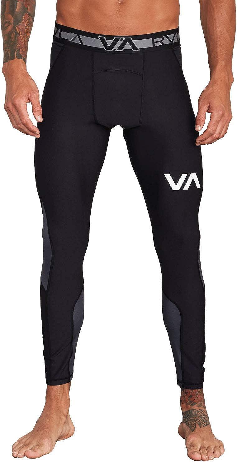 RVCA Men's Compression Pant: Clothing