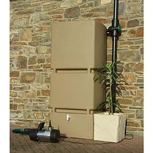 TECHNIK sistema de depósito de lluvia, arena–al aire libre jardín riego–lluvia