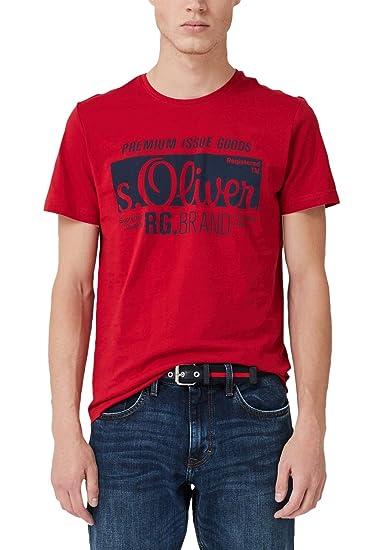 best cheap classic fit new high s.Oliver Herren T-Shirt