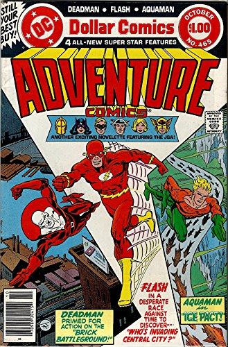 Adventure Comics, No. 465