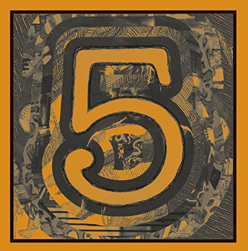 CD : Ed Sheeran - 5 (5 Disc)