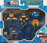 Megaman Rockin' Action Rockman Normal Style ( Mega Man Battle Network NT Warrior Bandai Action Figure 2002 )