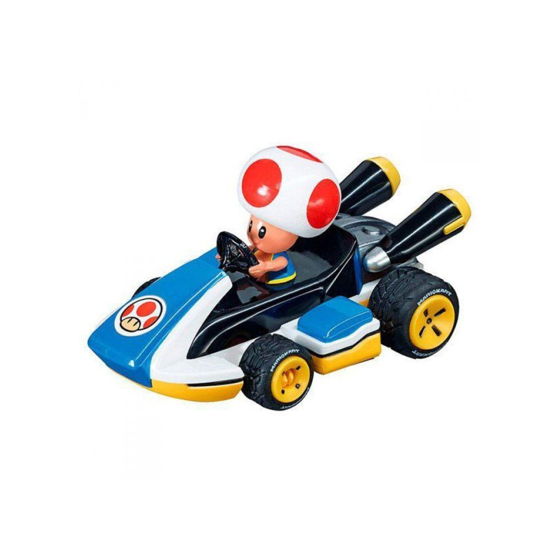 Blister coche Mario Kart 8 Nintendo pull speed Toad: Amazon.es: Juguetes y juegos