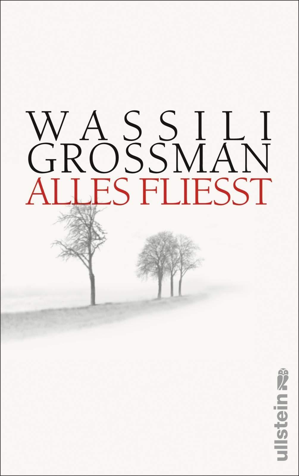 Alles Fließt Amazon De Grossman Wassili Nitschke Annelore Bücher