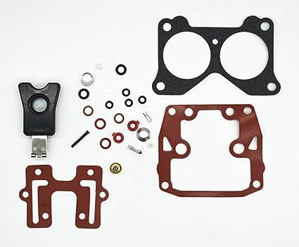 Amazon com: Carb Rebuild Kit For Johnson Evinrude Twin Carburetor