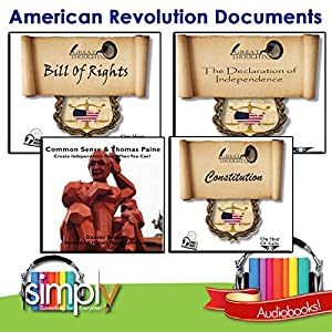 American Revolution Documents Audiobook