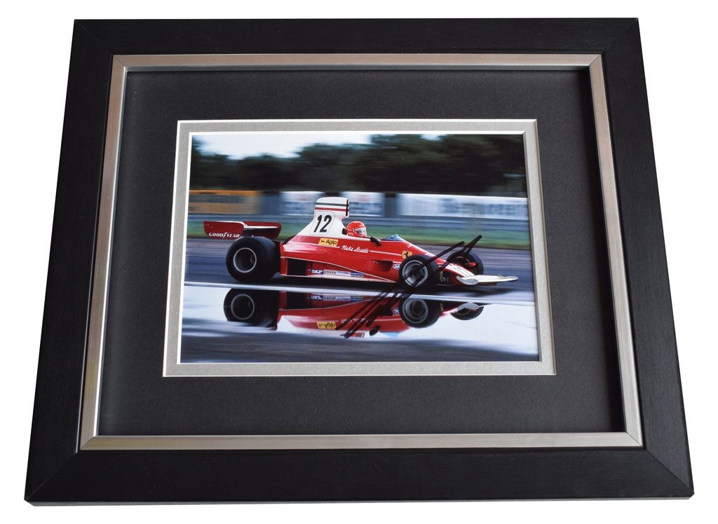 Niki Lauda Poster Picture Photo Print A2 A3 A4 7X5 6X4