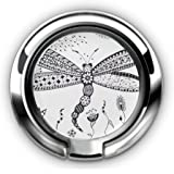 Hynina Universal Ring Stand for Cell Phone Dragonfly Phone Ring Holder Tablets and More