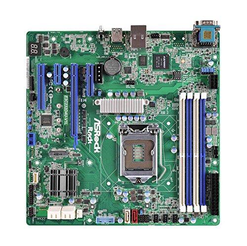 ASRock Rack Motherboard E3C232D4U-V1L