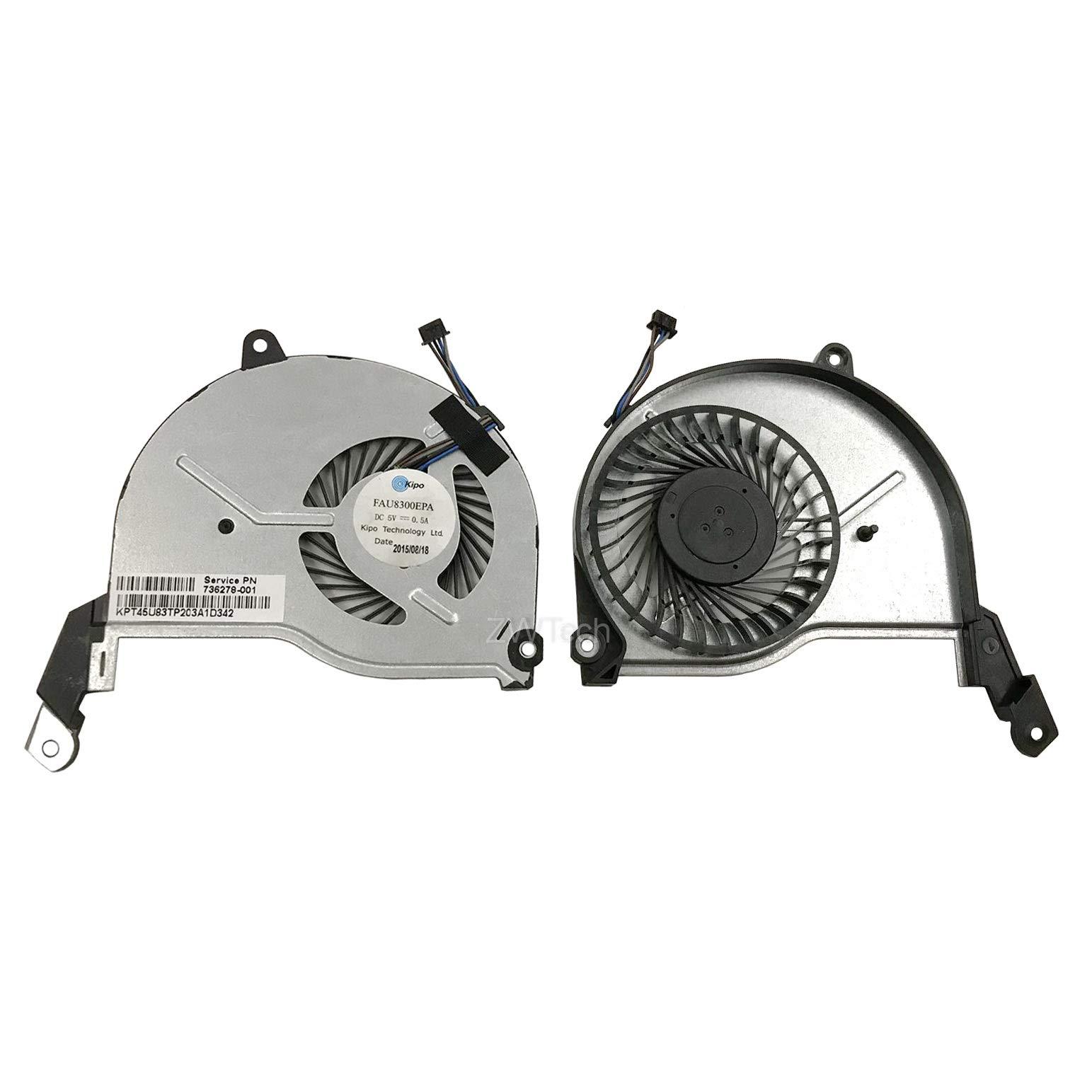 Cooler para HP Pavilion 14-N 15-F 15-N Series 14-N019NR 15-N019WM 15-N020CA 15-N060CA 15-N060NR 15-F039WM 15-F048CA 15-N