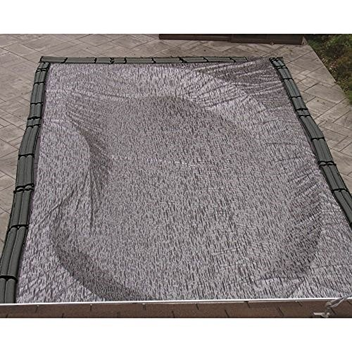 (Hinspergers EM12245 Enviro Mesh 12'x24' Rectangle Pool Cover -)